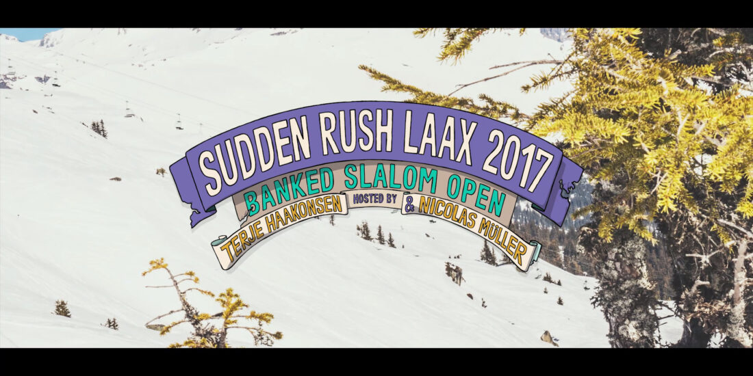 Snowboarding event video LAAX. We are a full-service film production company based in Zurich, Switzerland.