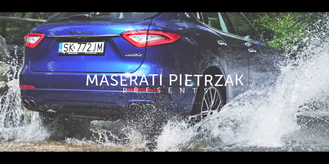 Promotional video Maserati. We are a full-service film production company based in Zurich, Switzerland.