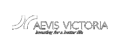 Aevis Victoria logo – client our film production company