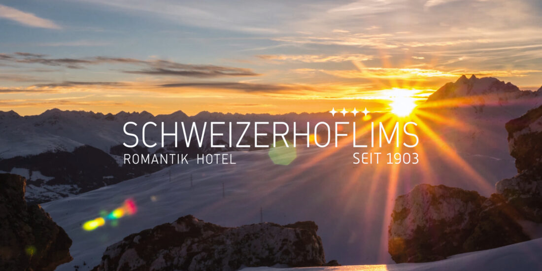 Image film production hotel Schweizerhof Flims. We are a full-service film production company based in Zurich, Switzerland.