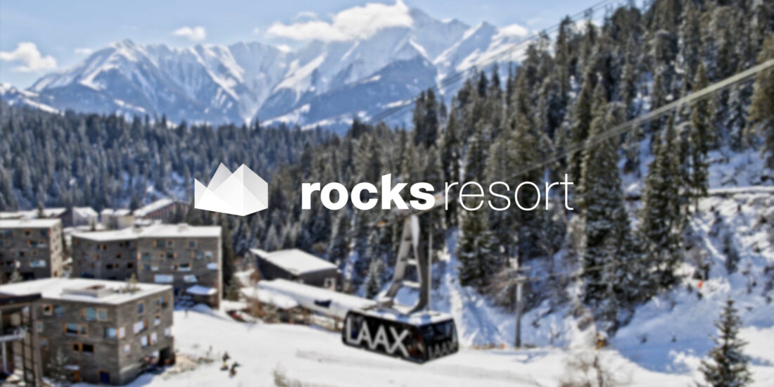 Image film production hotel Rocksresort Laax. We are a full-service film production company based in Zurich, Switzerland.